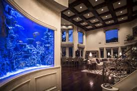 Custom Aquariums Design And Installation | Infinity Aquarium Design Creative Cheap Aquarium Decoration Ideas Home Design Planning Top Best Fish Tank Living Room Amazing Simple Of With In 30 Youtube Ding Table Renovation Beautiful Gallery Interior Feng Shui New Custom Bespoke Designer Tanks 40 2016 Emejing Good Coffee Tables For Making The Mural Wonderful Murals Walls Pics Photos