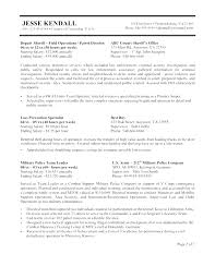 Simple Best Resume Format Government Jobs Examples Templates Top