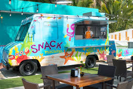 100 Snack Truck Dining Drinks
