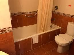 das wc war top badezimmer war außer der schimmel an der