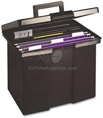Portable File Storage Box by Pendaflex