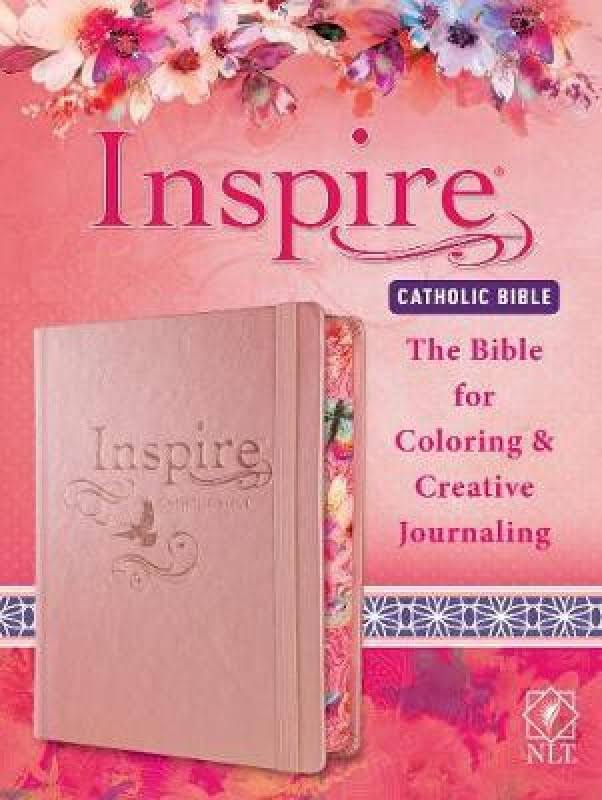 NLT Inspire Catholic Bible - Tyndale