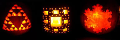 Pumpkin Carving With Drill by How To Carve Fractals And Stars On Pumpkins Math Craft