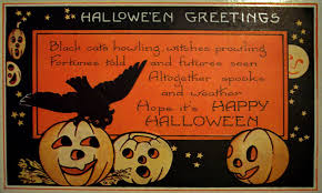 Spanish Countries That Celebrate Halloween by Vintage Happy Halloween U2013 Halloween Wizard