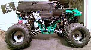 100 Lego Technic Monster Truck WIP Grave Digger Page 2 LEGO And Model Team