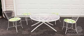 16 piece vintage homecrest patio set all original magically