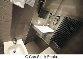 luxury hotel bathroom elements and furnitur indoor canstock