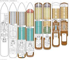 Azamara Journey Deck Plan 2017 by Silver Muse Deck Plans Diagrams Pictures Video