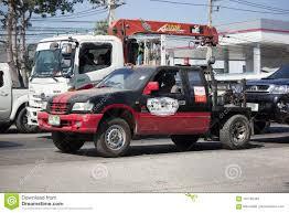 Nam Jaruen Tow Truck For Emergency Car Move Editorial Stock Image ...