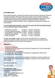 Movilidad Internacional Y Carta ECHE CESF