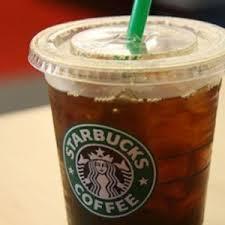 Starbucks Black Eye