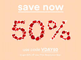 BeautyCon BFF 50% Off Valentine's Day Coupon Code! | My ... Shoedazzle Coupons And Promo Codes Draftkings Golf Promo Code Tv Master Landscape Supply Great Deal Shopkins Shoe Dazzle Playset Only 1299 Meepo Board Coupon 15 Off 2019 Shoedazzle Free Shipping Code 12 December Guess Com Amazoncom Music Mixbook Photo Co Tonight Only Free Shipping 50 16 Vionicshoescom Christmas For Dec Evelyn Lozada Posts Facebook