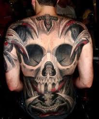 Top 20 Back Tattoos For Men