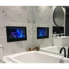 badezimmer tv splashvision esi 22 smart led tv