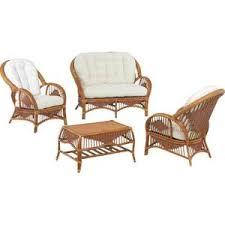 canapé rotin pas cher salon en rotin 4 pièces canapé 2 places en rotin 2 fauteuils en