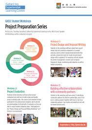 GHELC Student Workshops Project Preparation Series 1