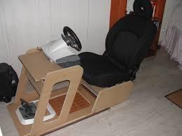 siege volant ps3 volant gs27 racing avec quel siège joys hardware