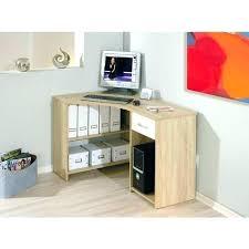 bureau angle noir bureau d angle bois l gant table bureau pas cher d angle