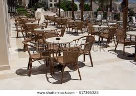 Cafeteria Outdoor Cafe Tables And Chairs Restaurant Coffee Open Air