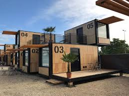 100 Small Homes Made From Shipping Containers These Wooden PopUp Hotel Rooms Are Of EcoFriendly