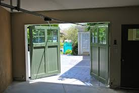 open garage shed traditional with door hardware san francisco
