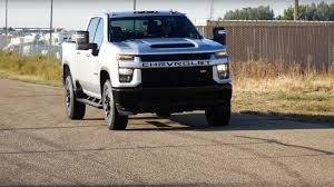 100 Diesel Truck Vs Gas Chevy Silverado Compete To Show Which One Is Quicker