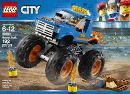 LEGO City Great Vehicles - Monster Truck (60180) | Walmart Canada