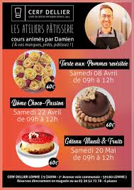 cours de cuisine 78 les cours de pâtisserie de damien avril et mai 2017