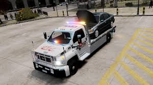 100 Gta 4 Tow Truck 2013 GMC C500 Rapid Ing PJ Vehicle Textures LCPDFRcom