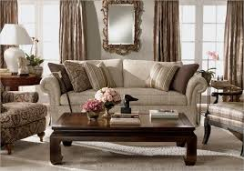 Thomasville Leather Sofa High End Furniture Near Me High End