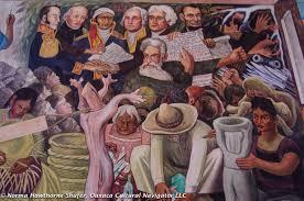 Diego Rivera Rockefeller Mural by Diego Rivera Oaxaca Cultural Navigator Norma Schafer Page 2