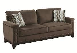Bradington Young Leather Sofa Ebay by Brown Fabric Sofa