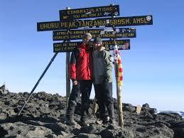 Actually It Isnt Mt Kilimanjaro