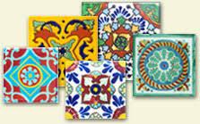 talavera tiles mexican tile for kitchen bath garden