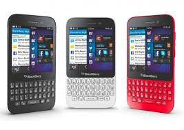 BlackBerry 10 1 es to the Z10 Q5 smartphone announced