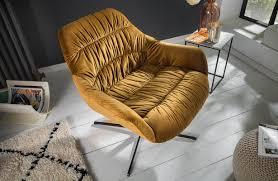 lounge sessel solace yellow bei nativo möbel schweiz günstig