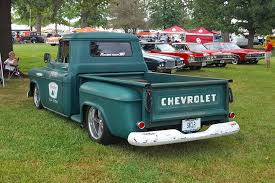This 1957 Chevrolet 3100 Pickup Is A Jurassic Classic - Hot Rod Network Chevrolet Other Pickups 3100 Cab Chassis 2door 1957 Chevrolet Collector Truck 6400 Top 10 Trucks Of 2010 Chevy Truck 55 Hot Rod Network Left Side Angle 59 Pick Up For Sale 2199328 Hemmings Motor News Stepside Pickup 3a3104 Pistons Pinterest Engine Install Duncans Speed Custom Chevytruck Ct7578c Desert Valley Auto Parts Rare Apache Shortbed Original V8 Big