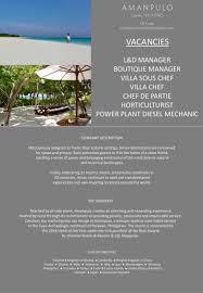 100 Aman Resorts Philippines Jerico Dela Cruz Captain Okada Manila LinkedIn