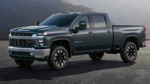 100 Truck Grills 2020 Chevy Silverado HD Is 910 Poundfeet Of Ugly Roadshow