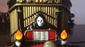 Lemax Halloween Village Ebay by Dept 56 Phantom Of The Organ 56 53126 U2013 Retired U2013 Halloween