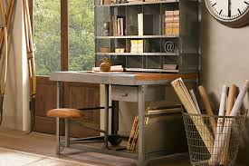 Restoration Hardware Aviator Desk by 12 Industrial Desks You U0027ll Want For Your Home Office