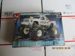 100 Amt Model Trucks AMT USA1 Chevy Monster Truck 125 Scale And 43 Similar Items