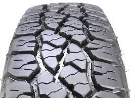 Used Goodyear Wrangler Trailrunner AT, 225/75R16, 115/112R 1 Tire ...