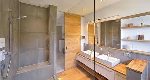 badezimmer und waschtisch umbauen duschbad und holzboden
