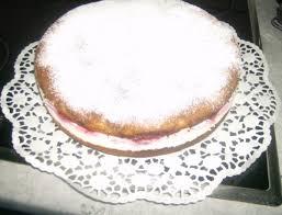 himbeer quark sahne torte