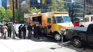 100 Vancouver Food Trucks Trucks WFLBC