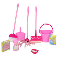 Princess Kitchen Play Set Walmart by She Loves To Sweep And Clean Like Mama Just Like Home Deluxe