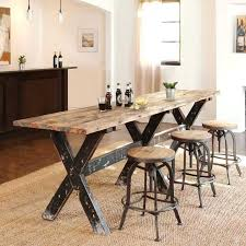 Narrow Dining Room Table With Leaves Round Wood Leaf Long Skinny Farmhouse