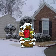 Grinch Blow Up Yard Decoration by Grinch Decorations Ebay
