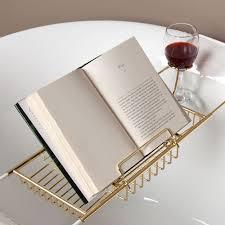 diy bathtub caddy with reading rack best 25 bath wine glass holder ideas on bathtub wine